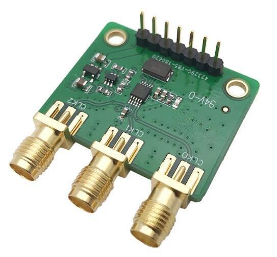 Si5351A 3-канальный генератор сигналов 8 кГц-160 МГц