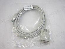 Envío Libre PLC Cable GT01-C30R2-6P, GT01 C30R2 6 P Cable de Comunicación entre GT11/Panel Táctil GT15 y Qseries PLC