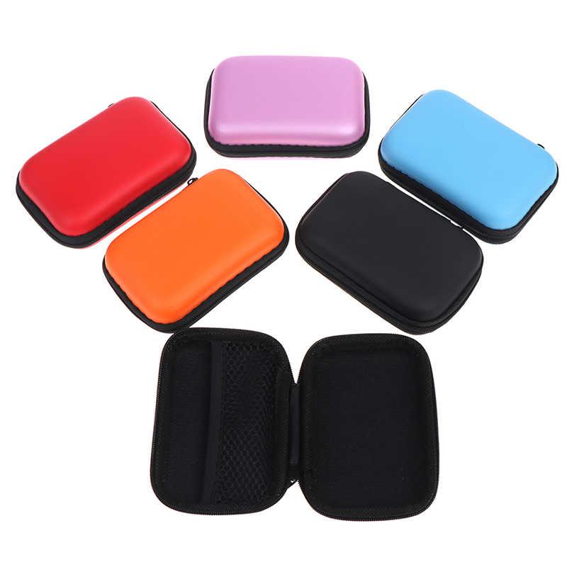 Mini กระเป๋าแบบพกพากันกระแทกกล่องเก็บขนาดกะทัดรัดกันน้ำสำหรับ Gopro Hero 7 6 5 4 3 SJCAM Xiaomi Yi 4 K กล้อง Action MIJIA
