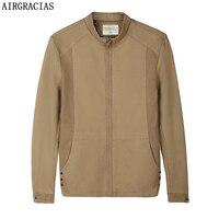 AIRGRACIAS Spring Men S Slim Fit Jacket Men 4 Colors Available Fashion Slim Men S Jackests