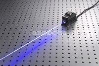 Лаборатории промышленные лазерные 2000 МВт 2 Вт 450nm синий лазерный Dot Модуль + TTL/аналоговый 0 30 кГц + TEC охлаждение + 85 265 В