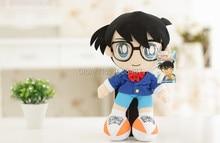 30cm kawaii peluche detective conan plush toy detective toy