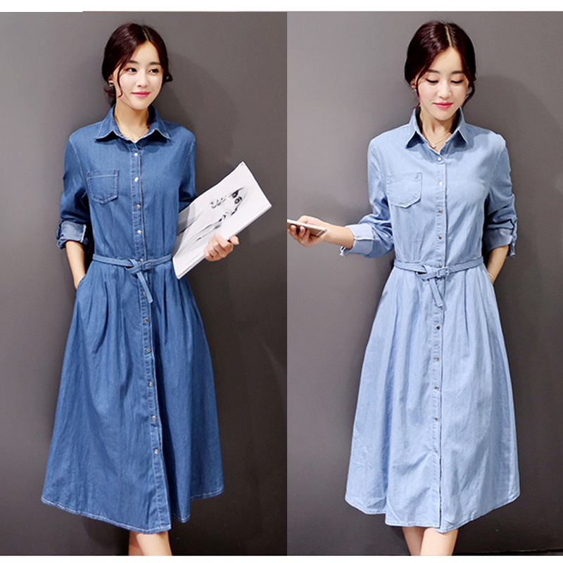 Find great deals on eBay for long denim dress. Shop with confidence.