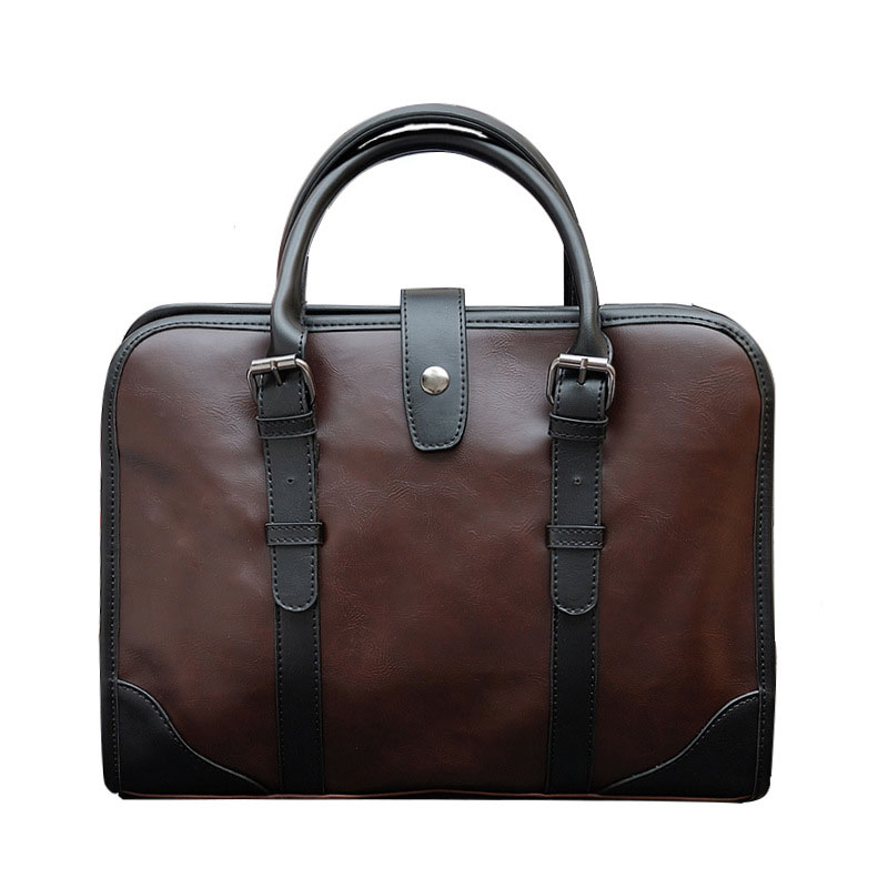 High Quality Crazy Horse Leather MenS Handbags Business MenS Messenger Shoulder Bags Laptop Handbags Male Bolsa MultifunctionHigh Quality Crazy Horse Leather MenS Handbags Business MenS Messenger Shoulder Bags Laptop Handbags Male Bolsa Multifunction