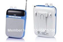 Amplificador de voz Reproductor de Mp3 Radio FM altavoz de la tarjeta portable del altavoz más ruidoso