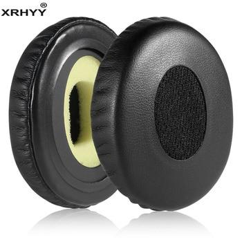 XRHYY-almohadillas para las orejas, reemplazo negro, para Bose ON ear OE2 OE2i, auriculares
