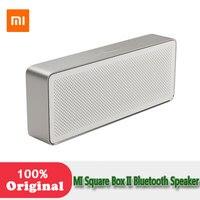 Xiaomi Square Box Portable WIreless Bluetooth 4 0 Speaker Hands Free Calls Music Player W Mic