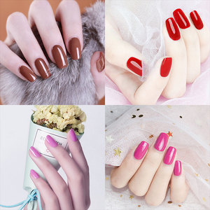 ROSALIND Гель-лак для ногтей набор Гибридный для маникюра 7 мл цвета полуперманентный УФ-лак для ногтей основной Гель-лак для ногтей