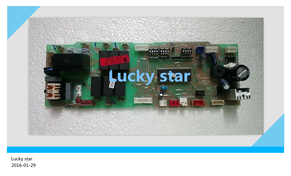 95% new for Haier Air conditioning computer board circuit board KFR-50QW/620DK 0010452475 good working 95% new for air conditioning computer board circuit board kfr 50q y a 50qw a 1 kf 120dl sy a good working