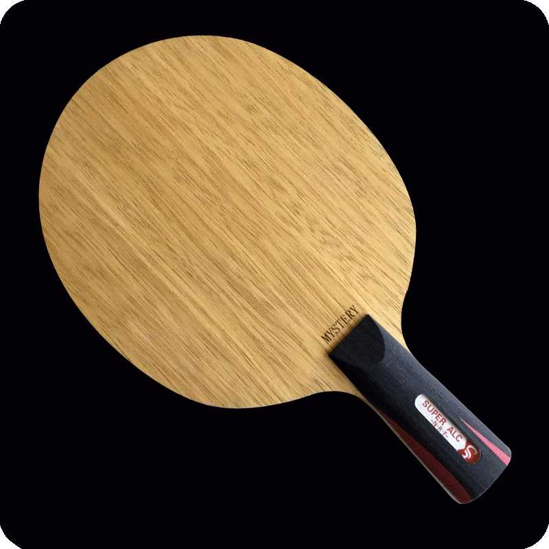 Original Sword Mystery Table Tennis Racket Professional Ping Pong Bat Blade 6 Wood +2ac+1c