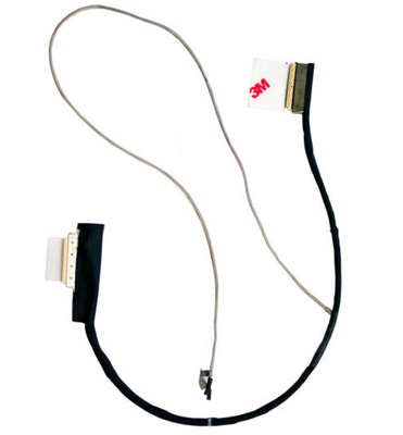 NEW Laptop LCD LVDS video cable for HP pavilion 15 15-G 15-R 15-H 250 G3 LCD Cable P/N: dc02001vu00 new original laptop replacement lcd cable for hp pavilion dv6 6000 dv6 6100 dv6 6200 dv6z 6100 b2995050g00013 lcd lvds cable