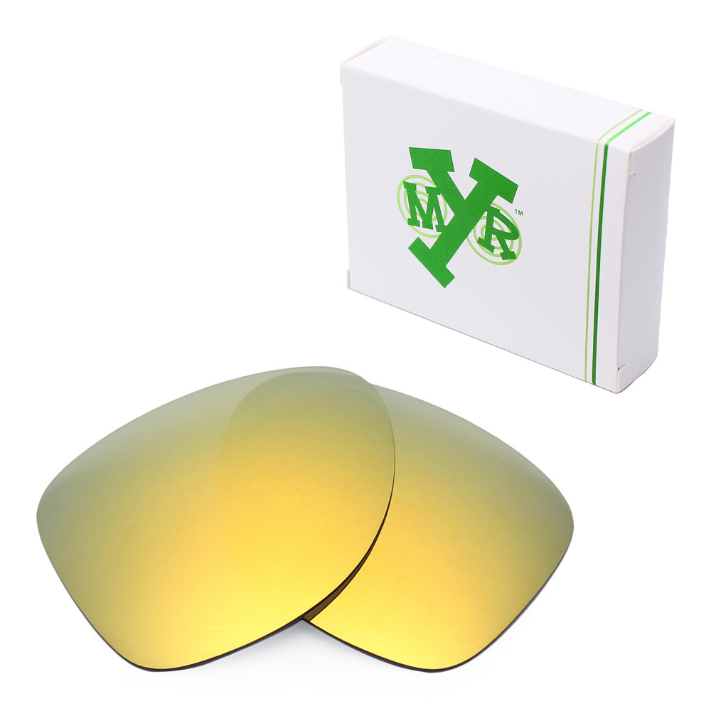 426245b243 Mryok POLARIZED Replacement Lenses for Oakley Dispatch 2 Sunglasses 24K Gold