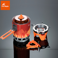 Fire Maple FMS X3 Flash Personal Cooking System Portable Propane Oven Outdoor Best Hiking Camping Gas