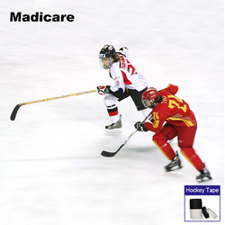 Спортивная ткань Хоккейная лента хоккейная клюшка тренировочные инструменты зимние спортивные хоккейные ленты матч наколенники хоккейна...