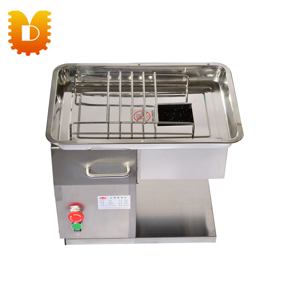 UDTS-250 stainless steel desktop meat slicer high effective meat cutting machine electric meat cutter machine 110v 220v electric desktop sainless steel meat cutter slicer meat cutting machine fast free shipping