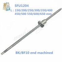 SFU1204 150 200 250 300 350 400 450 500 550 600 650 Mm C7 Ball Screw