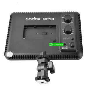 Image 5 - Godox مصباح ليد الترا سليم P120C ستوديو مستمر 3300K ~ 5600K LED الفيديو الضوئي مصباح مع بطارية للكاميرا كاميرا فيديو DV