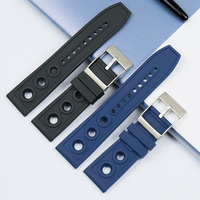 2f2a37943e9d Rubber Strap Men S Watch Accessories For Breitling Strap Challenger Time  Marine Culture 22 Mm 24