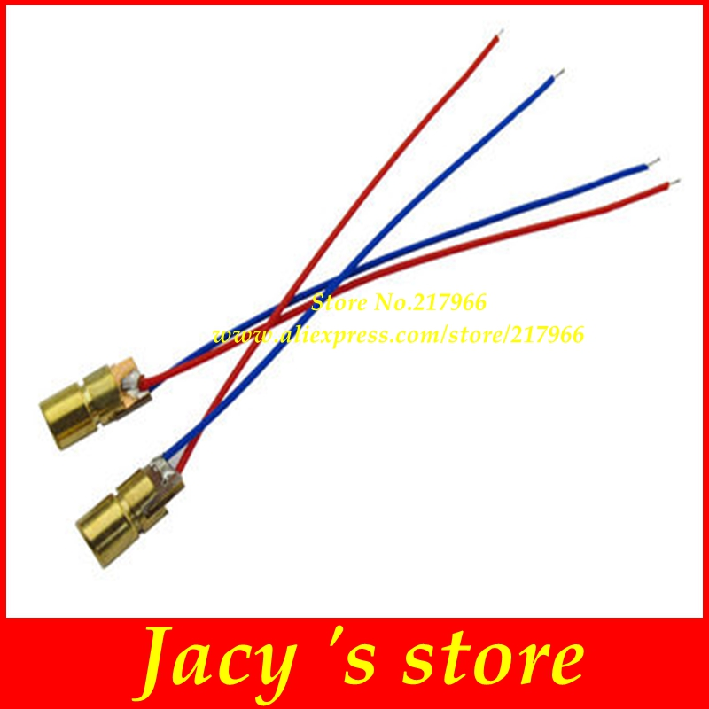 Lovely 1pc Diy 100mw Green Laser Diode Lab Green Laser Module High Power Green Lazer Beam El Rayo Laser Diodo Laser Reasonable Price Commercial Lighting Stage Lighting Effect
