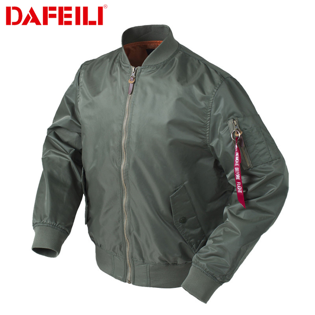 2632e2d52 US $21.48 40% OFF|Thin MA 1 USA Air force Military Men's Waterproof Outdoor  Army Tactical stylish Women bomber Couple Rain Jacket clothes Coat-in ...