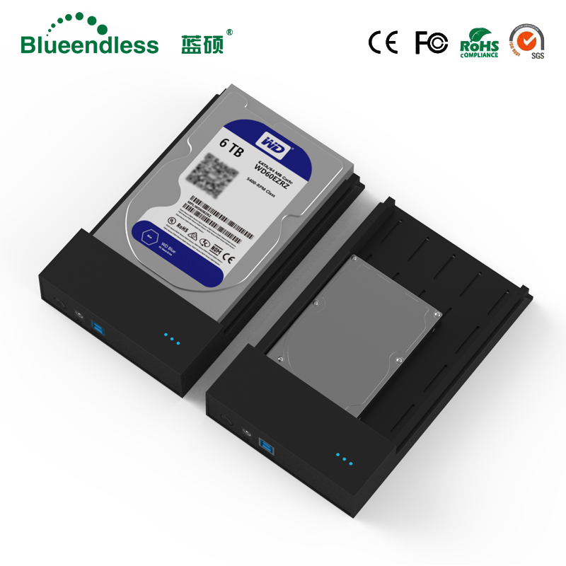 Optibay Stock Rushed Offer Sale Plastic Tools Free Hard Disk External Case HDD Box 3.5 Drive sata usb 3.0 Black HDD Enclosure optibay stock rushed offer sale plastic tools free hard disk external case hdd box 3 5 drive sata usb 3 0 black hdd enclosure
