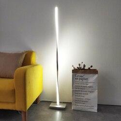 Nordic projekt Lampa LED podłogowa nowoczesne lampy stojące vloerlamp lampy podłogowe do salonu lampy podłogowe darmowa wysyłka GLK5604566
