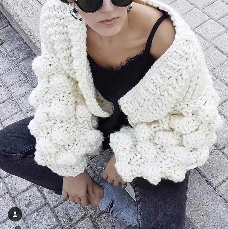 Теплый вязаный свитер длинный женский кардиган рукав кашемировый трикотажный свитер женский зимний 2019 красный топы джемперы женские кардиганы