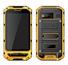 Original A8 IP68 Rugged Phone 4.0 Inch 3G WCDMA Android Smartphone MTK6582 Quad Core  RAM1GB ROM 8GB GPS 8.0MP 3000 mAh