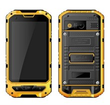 Original A8 IP68 Rugged Phone 4.0 Inch 3G WCDMA Android Smartphone MTK6582 Quad Core RAM1GB ROM 8GB GPS 8.0MP 3000 mAh