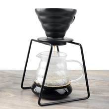 Coffee Dripper Geometric Reusable Pour Over Filter Stand,Permanent for Marker