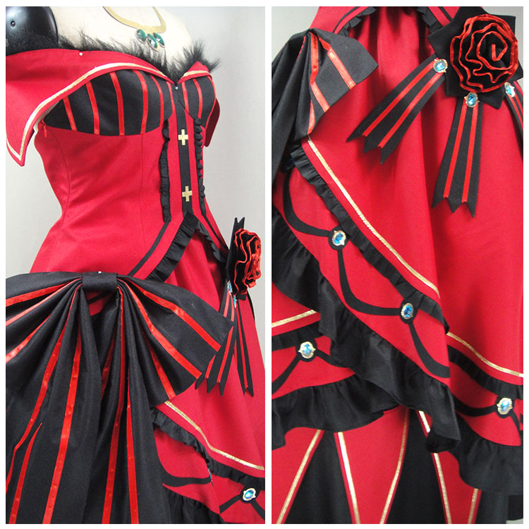 Barielle Douanes Priscilla Taille Cosplay Gratuite Uniformes Lolita Des Costume ReZéro Kara Livraison Hajimeru Rj54L3A