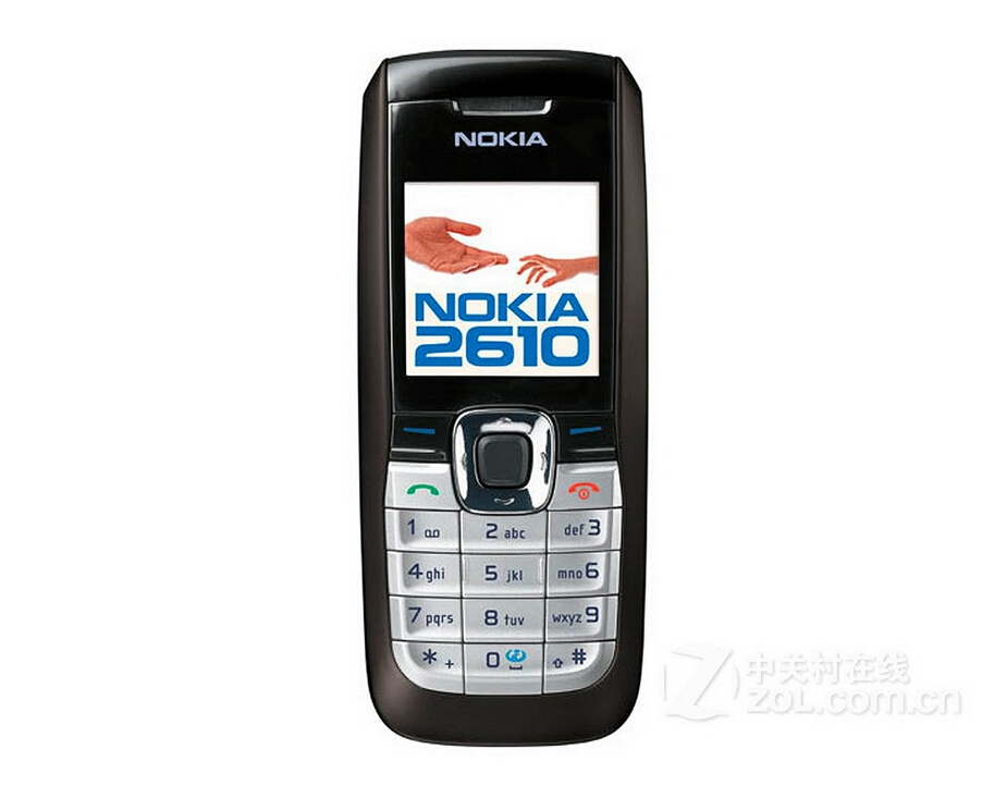 Nokia Unlocked Original Nokia 2610 Cheap GSM Mobile phones Good Quality free shipping