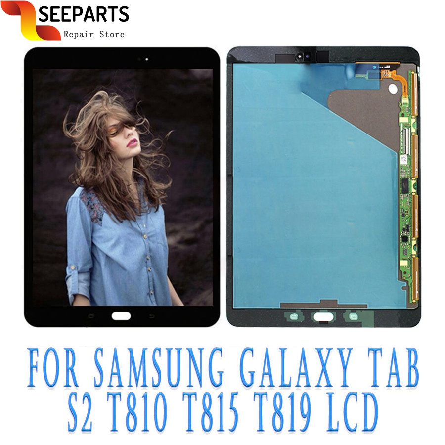 Test Working LCD For Samsung Galaxy Tab S2 T810 LCD Screen Display Touch Panel Digitizer Assembly Repair For Samsung T810 LCDTest Working LCD For Samsung Galaxy Tab S2 T810 LCD Screen Display Touch Panel Digitizer Assembly Repair For Samsung T810 LCD