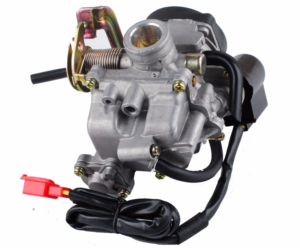 18mm 50cc Scooter Carburetor GY6 Four Stroke with Jet Upgrades Scooter  Moped ATV 8Z541-in Carburetor from Automobiles & Motorcycles on  Aliexpress.com ...