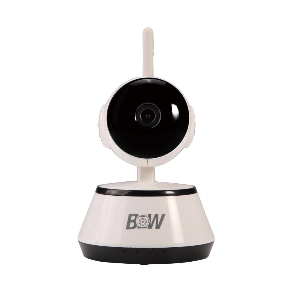 BW 720P HD CCTV IP Camera Wifi Mini P2P Baby Monitor Wireless Surveillance Security System Micro TF Card Free IOS & Android APP new p2p 720p ip camera wifi wireless mini cctv camera baby monitor security p t micro tf card surveillance camera ios