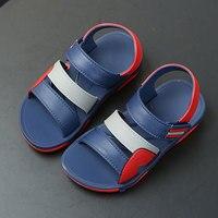 Kids Shoes Summer Boys Sandal Student Non slip Rubber Slide Children's Shoes Sneaker Sandalia Infantil