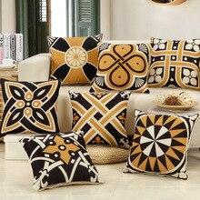 45*45 см Индивидуальная мультяшная Подушка с внутренним сердечником дивана Подушка креативные Красивые милые сиденья украшения для дома 18′