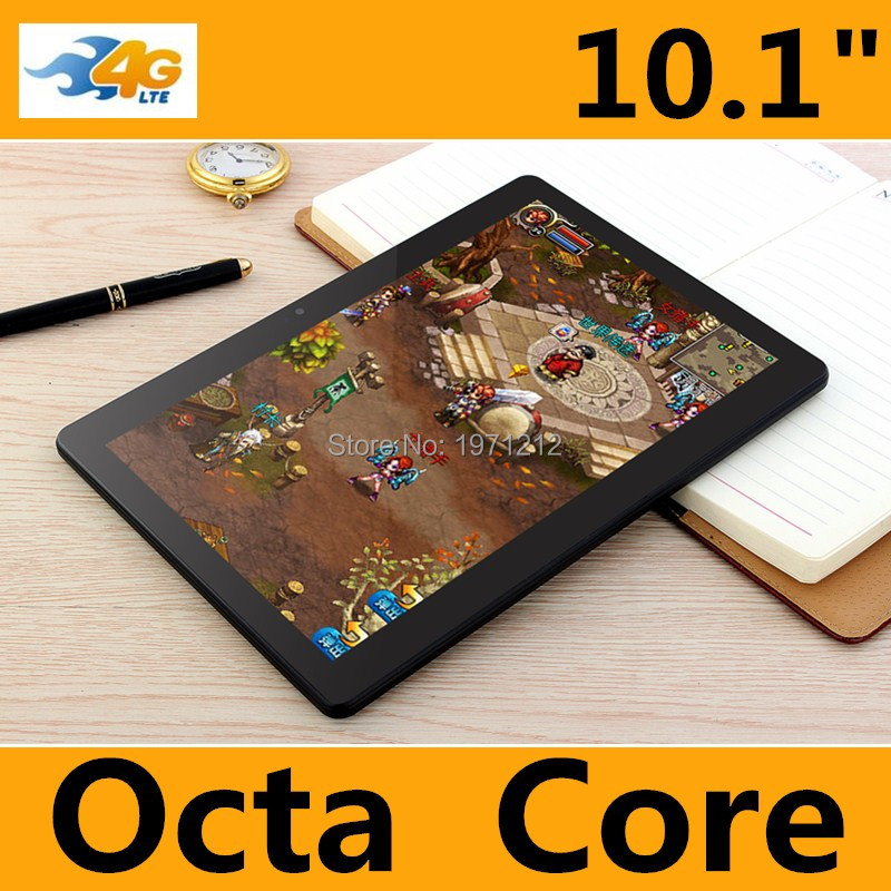 2017 Newest 10 inch 3G 4G FDD LTE tablet Octa core 1920 1200 IPS HD 8
