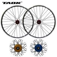26 inch mountain bike wheel 32 hole V brake/Disc Brake wheel bicycle 1 pair