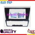 Alta calidad nuevo double 2din dvd audio universal front surround frame panel fascia para bmw 3 series (E90/91/E92/E93) 2004-2012