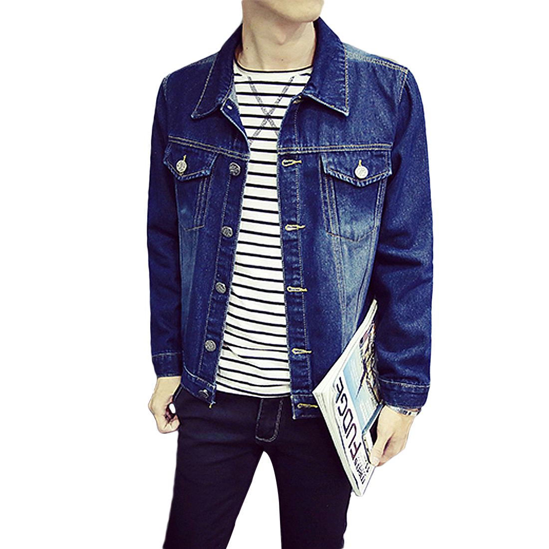 Popular No Sleeve Denim Jacket Men-Buy Cheap No Sleeve Denim ...
