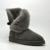 O Envio gratuito de Nova Chegada 100% Real Fur Mulheres Clássicas Botas de Couro Genuíno Couro Botas de Neve de Inverno Mulheres Sapatos