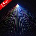 Новый Дизайн Светодиодные Фонари RGB DJ Лазерные Перчатки Партии С 1 шт. зеленый + 1 шт. Красный + 1 шт. Фиолетовый Лазеры Для Хэллоуина Танцы Сценическое Шоу