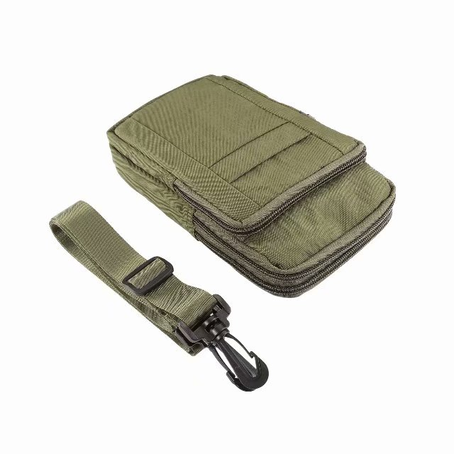 Ulefone Armor 6 Blackview BV9100 BV9700 BV9000 BV9600 Plus Case Multifunctional Cell Phone Bag Hanging Neck Wallet Outdoor Pouch