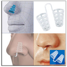 Anti Snoring Breathe Easy Sleep Nose Clip Snore  Stopper Aid Nasal Dilators Device