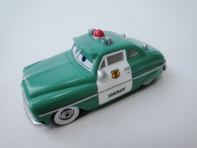 2015 New Pixar Cars Color Changers 1:55 Sheriff Toy Car New Loose