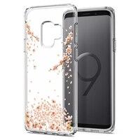100 Original Spigen Liquid Crystal Blossom Series Case For Samsung Galaxy S9