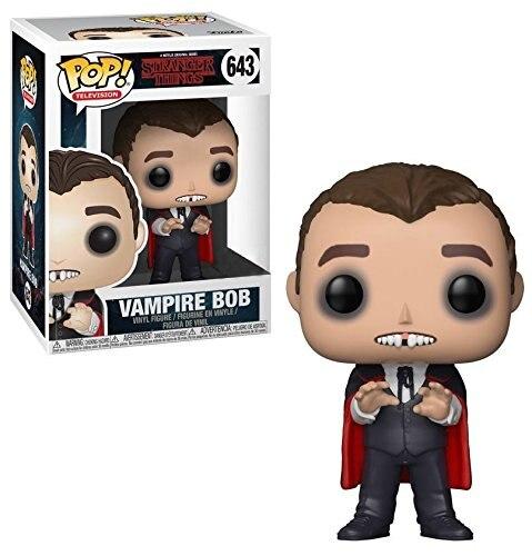 Exclusivo FUNKO POP oficial TV: Stranger Things-Vampire Bob vinilo ...