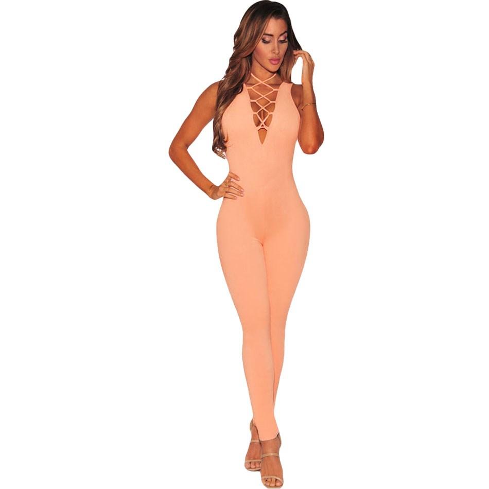 Orange-Thick-Milk-Silk-Lace-Up-Jumpsuit-LC64091-14-1