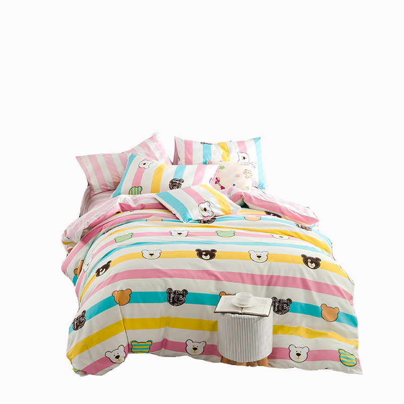 Aliexpress Com Buy Kids Bedding Set Queen Full Twin 100